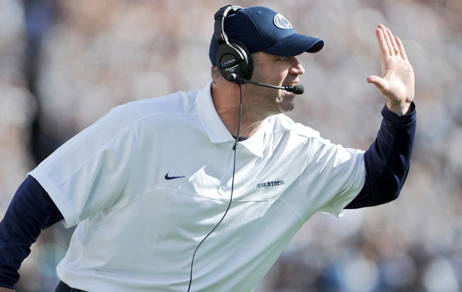 The Nittany Lions will be the first Big Ten team to play internationally since 1993.