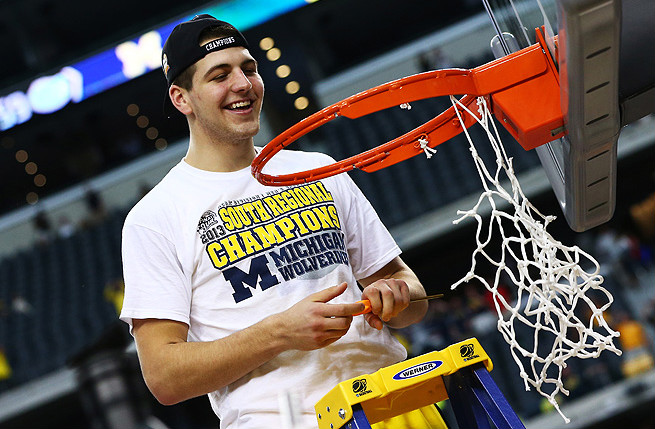 Michigan freshman Mitch McGary became one of the NCAA tournament's biggest breakout stars.
