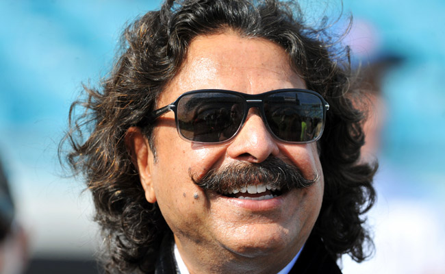 New Fulham owner Shahid Khan purchased the NFL's Jacksonville Jaguars in January 2012.
