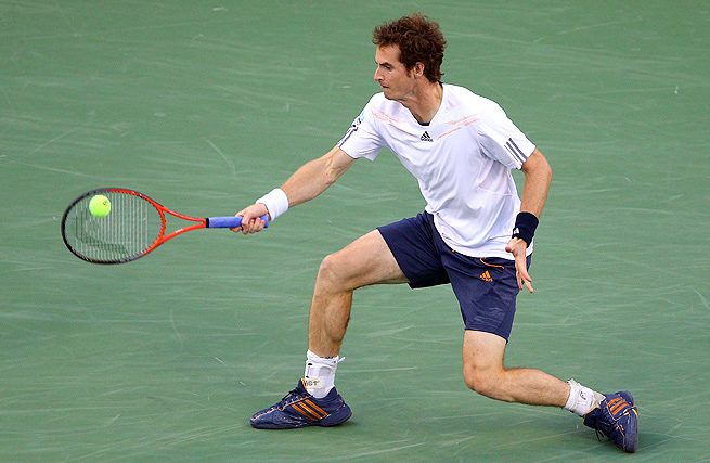 Andy Murray topped Novak Djokovic in the 2012 U.S. Open to win his first Grand Slam title.