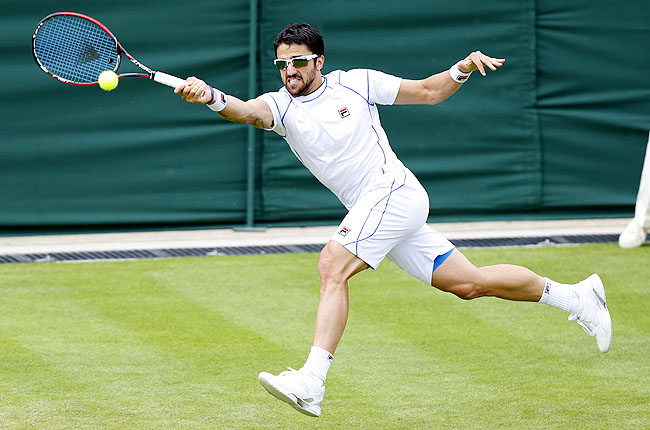 Top-seeded Janko Tipsarevic of Serbia advanced, beating Belgium's Ruben Bemelmans 6-4, 7-5.