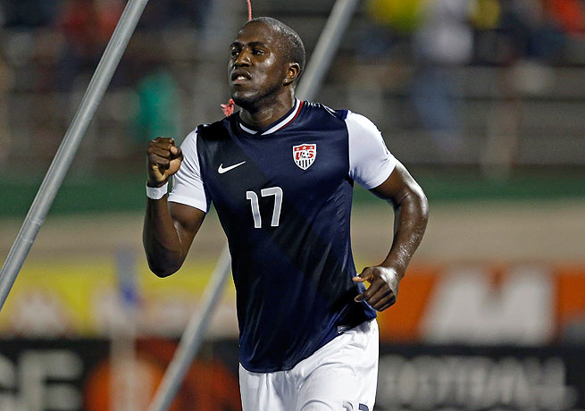Recent success with the U.S. national team could bode well for Jozy Altidore's move to England.