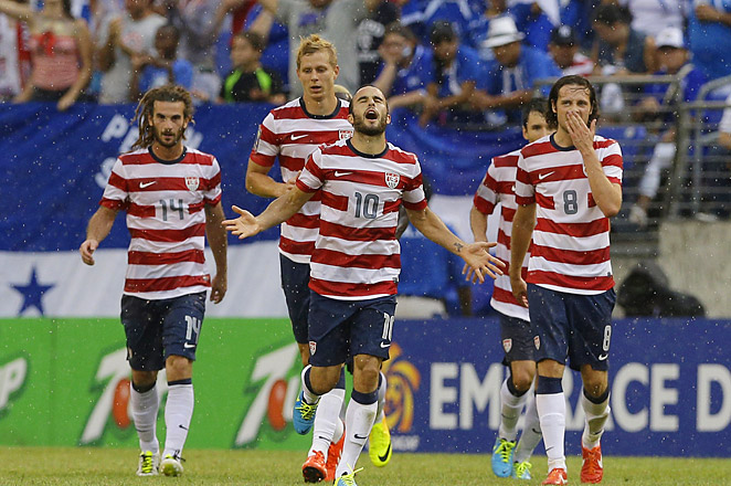 The U.S. has won nine consecutive full international games -- a record for the country's national team.