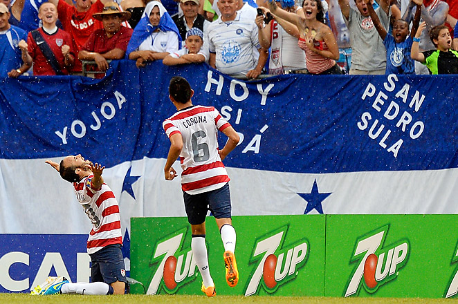 Landon Donovan's Gold Cup performance should help him earn his spot on the 2014 World Cup roster.