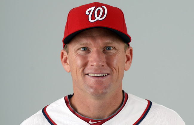 Hired by the Nationals before the 2009 season, Rick Eckstein was the longest-tenured hitting coach in the N.L. East.