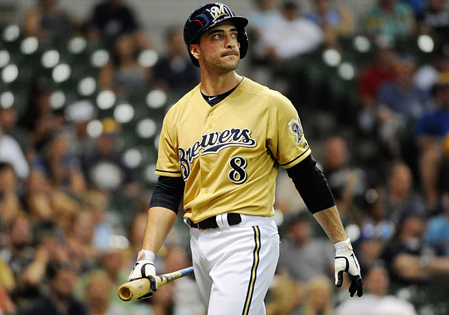 Ryan Braun had previously been suspended in Dec. 2011 for a failed PED test only to have an arbitrator overturn the decision.