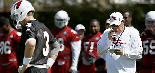 At 60, Bruce Arians is finally get the chance to run his own team in the NFL.