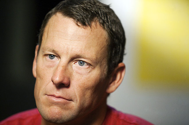 "The government claims that Armstrong violated his contract with the Postal Service and was ""unjustly enriched"" while cheating."