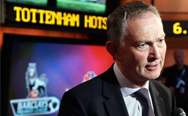 Richard Scudamore has been the Premier League's chief executive since 1999.
