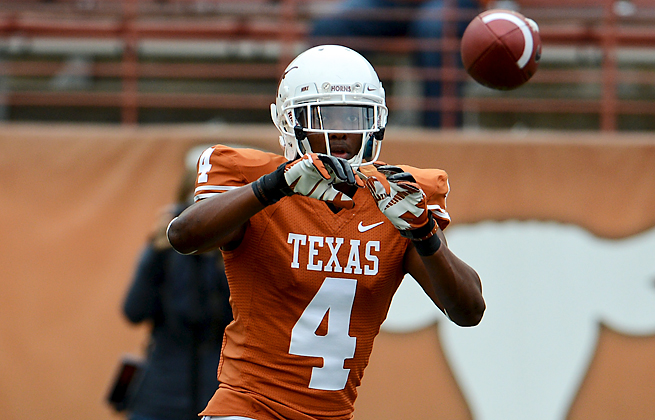 Cayleb Jones will leave Texas after being accused of punching a school tennis player in February.