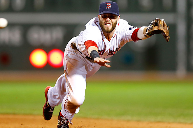 Dustin Pedroia's money from his $110 million deal with the Red Sox will be spread out until July 2028.