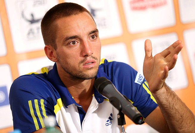 Viktor Troicki is appealing his 18-month ban for failing to provide a blood sample for a doping test.