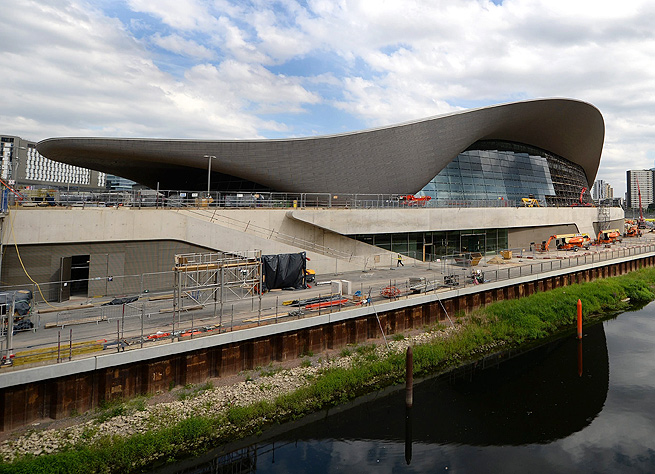 The 2016 European Swimming Championships will be the first major event at the London Aquatics Centre since the Olympics.