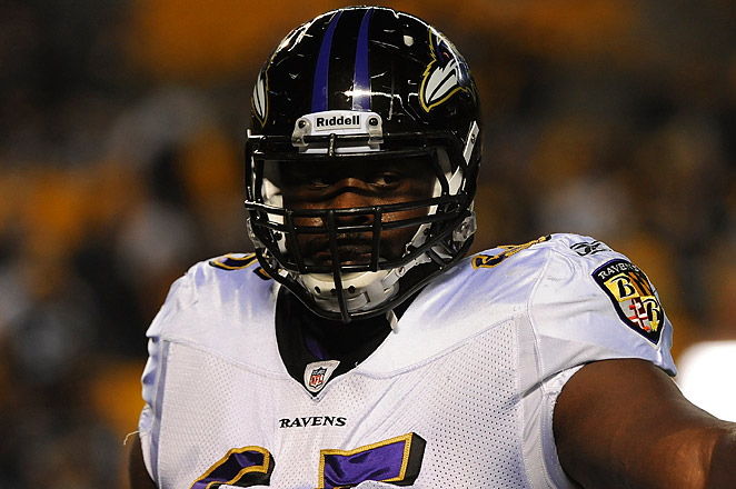 Gurode played in 151 games through 10 seasons with the Dallas Cowboys and Baltimore Ravens.