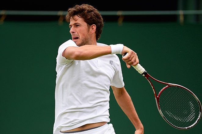 Unseeded Robin Haase (above) has an 0-4 career record against sixth-seeded Mikhail Youzhny.