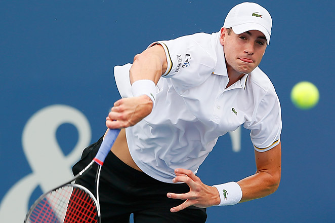 John Isner's semifinal win improved his ATP-best tiebreaker record to 24-6 for the season.