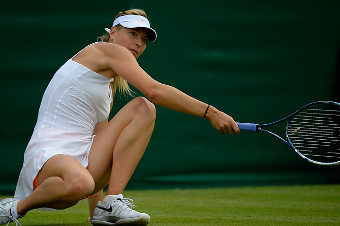 No. 2-ranked Sharapova has yet to recover from the injury sustained in her loss at Wimbledon.