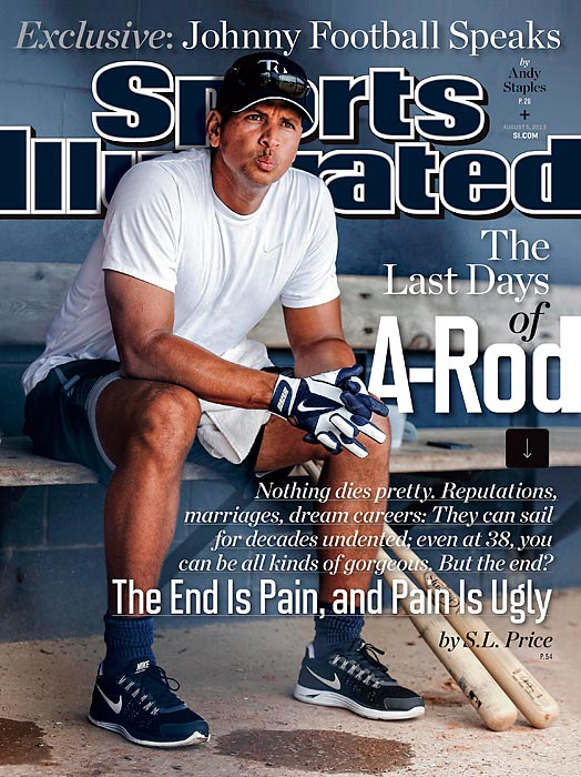 Alex Rodriguez was once regarded as the greatest prospect ever for his gifts, work ethic and baseball IQ. Now he faces the consequences of his actions since entering the league. S.L. Price chronicles A-Rod's fall from grace in this week's issue.