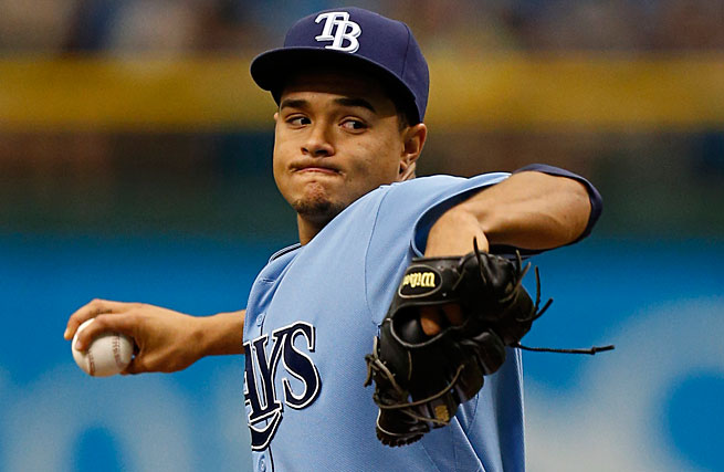 Chris Archer is the latest homegrown talent to star on the mound for Tampa Bay.