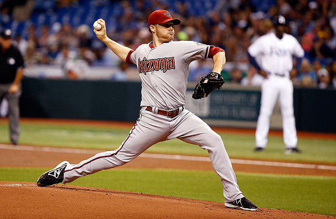 Pitcher Ian Kennedy may be having the worst year of his career, but still could be worth a shot in fantasy circles.