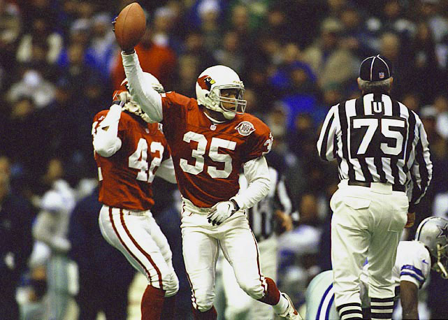 In 14 seasons with the Cardinals and Rams, Williams intercepted 55 passes, recovered 23 fumbles and scored nine touchdowns. He was an eight-time Pro Bowl pick and a three-time, first-team All-Pro selection. He was a Hall of Fame finalist in 2012 and 2013. Others worthy of consideration: Albert Lewis, Lester Hayes, Ken Riley, Eric Allen.