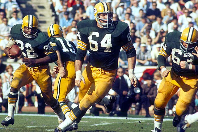 In 11 seasons with the Packers, Kramer played in 130 games; he also played in the first two Super Bowls. He was a three-time Pro Bowl pick and a five-time, first-team All-Pro selection. He was a Hall of Fame finalist from 1974-76, 1978-1981, 1984 and 1987. Also worthy of consideration: Will Shields, Bob Kuechenberg, Dick Stanfel.