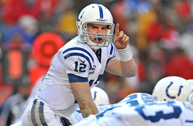 Despite his 4,500 yards and 25-plus TDs, Andrew Luck is still one of the most underrated quarterbacks in the NFL.