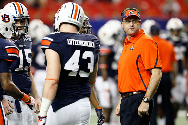 Gus Malzahn, who helped lead Auburn to a BCS title, hopes to energize the team as its new head coach.