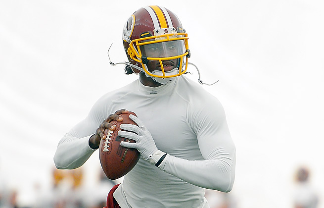 Robert Griffin III's mobility has the Redskins investigating rules that will protect him on the run.