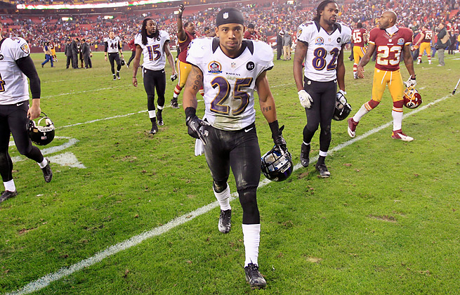 Ravens cornerback Asa Jackson has been suspended twice in two seasons for PED use.