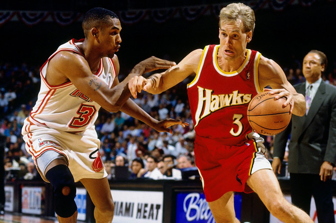 Craig Ehlo played 14 seasons in the NBA with the Rockets, Cavaliers, Hawks and Sonics.