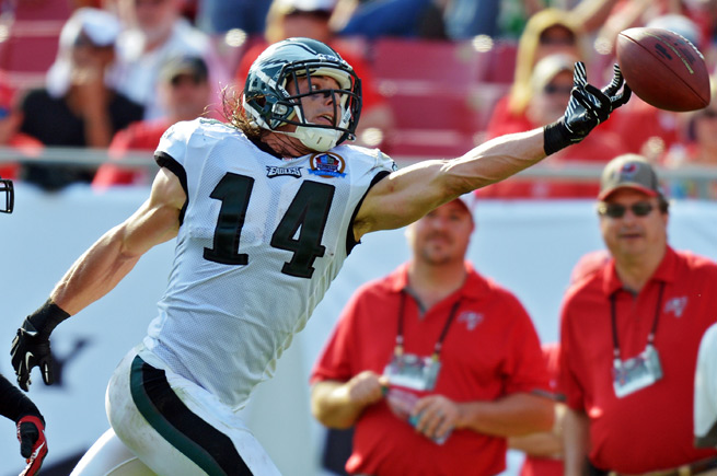 Riley Cooper has left the Eagles to seek racial counseling after a video of him using a slur surfaced.