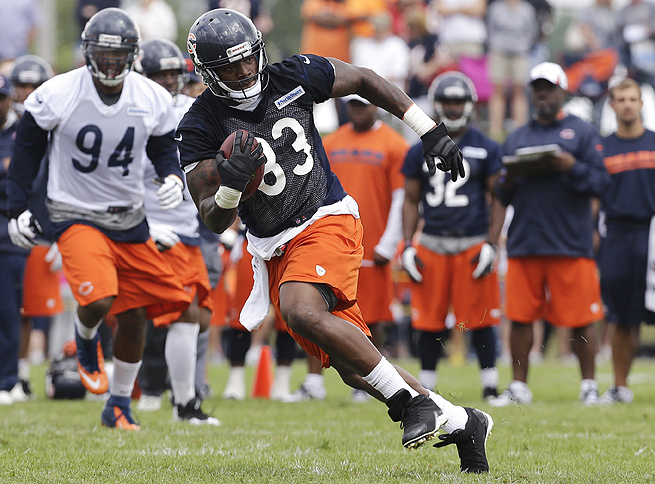 After signing with the Bears, Martellus Bennett will likely be a large part of a strong offense this year.