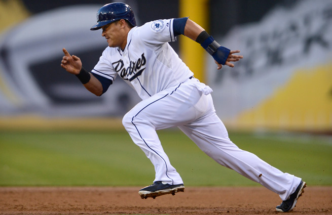 Everth Cabrera, the NL's leader in stolen bases, was one of 12 players banned 50 games.