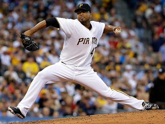 Since upgrading his pitching repertoire this year, Francisco Liriano has developed into the Pirates' ace.