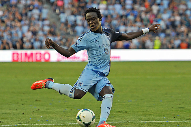 Kei Kamara and Sporting KC travel to Nicaragua to face Real Esteli to kick off the 2013-14 CCL campaign.