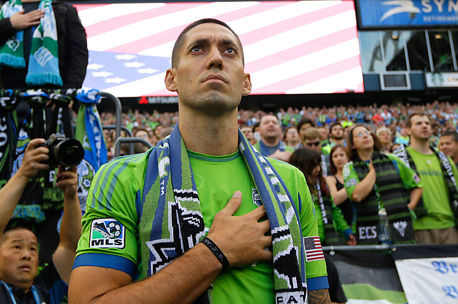 The Sounders say more than 6,000 tickets were sold after Clint Dempsey's signing was announced.