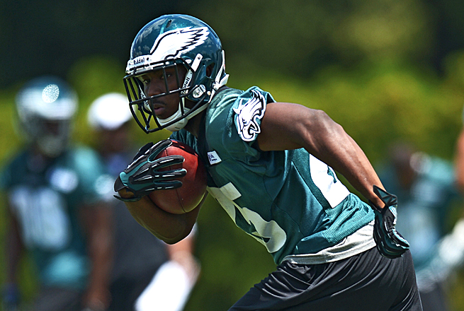 The uncertainty with the Eagles' offense makes it risky to draft LeSean McCoy in the early rounds.