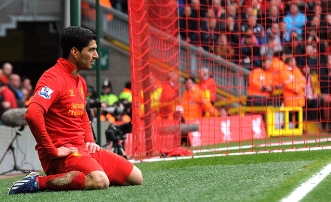 Luis Suarez may force his way out of Liverpool but not without hurting his already damaged reputation.