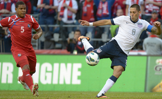 U.S. captain Clint Dempsey was left off the roster for a friendly against Bosnia-Herzgovina. Dempsey transferred from Tottenham to the Seattle Sounders last week.
