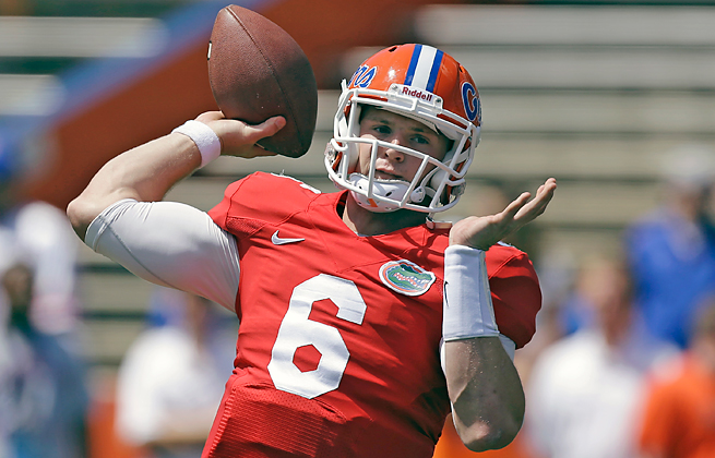 Jeff Driskel has been cleared to practice for the Gators after undergoing an appendectomy last week.