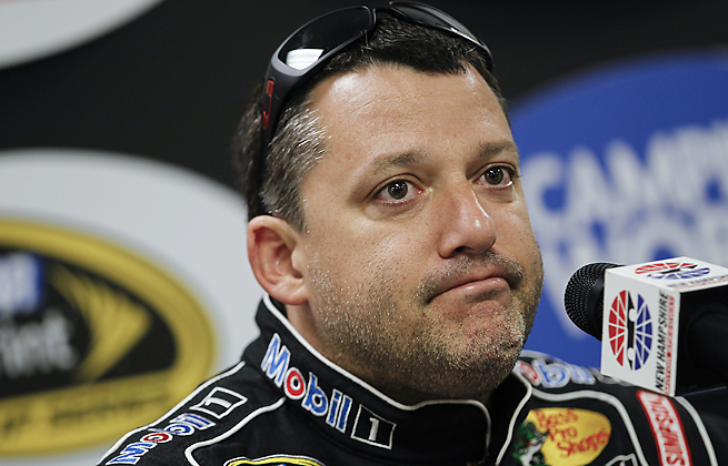 Tony Stewart had his second surgery in less than a week after breaking his leg in a sprint car race.