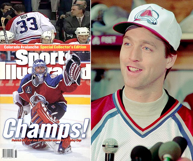 "The French-Canadian version of Gretsky's ""The Trade,"" Patrick Roy's deal to the Colorado Avalanche is known to Francophones as ""Le Trade."" Furious with new Montreal Canadiens coach Mario Tremblay for, among other issues, humiliating Roy by leaving him in to allow nine goals against the Detroit Red Wings, Roy demanded a trade. Montreal obliged, sending Roy and captain Mike Keane to the Avalanche for Andrei Kovalenko, Martin Rucinsky and Jocelyn Thibault on Dec. 6, 1995. Although Roy never won a Vezina Trophy with Colorado -- he won three in Montreal -- he added to his hardware with two Stanley Cup championships to match the two he won as a Canadien along with five more All-Star selections."