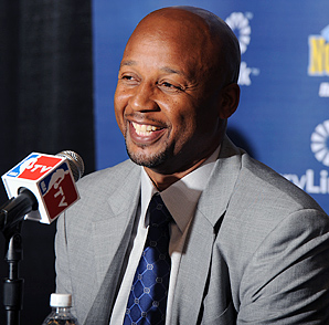 Brian Shaw spent the last two seasons as the Pacers' associate head coach.