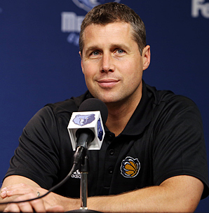 David Joerger spent six seasons as a Grizzlies assistant before being promoted to head coach.
