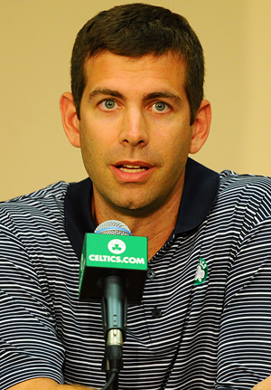 Former Butler coach Brad Stevens received a six-year, $22 million deal with the Celtics.