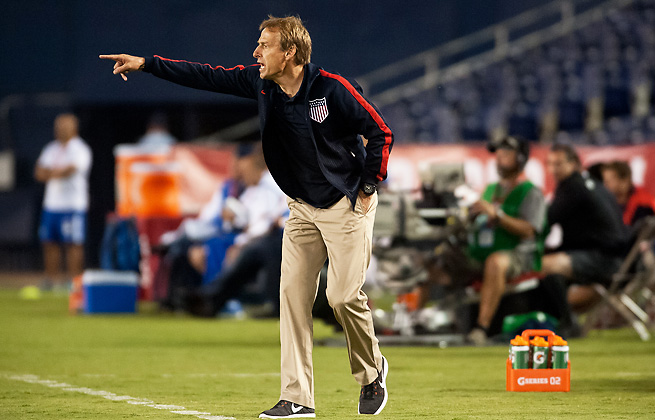 Jurgen Klinsmann assembled a unique roster for the national team's friendly against Bosnia.