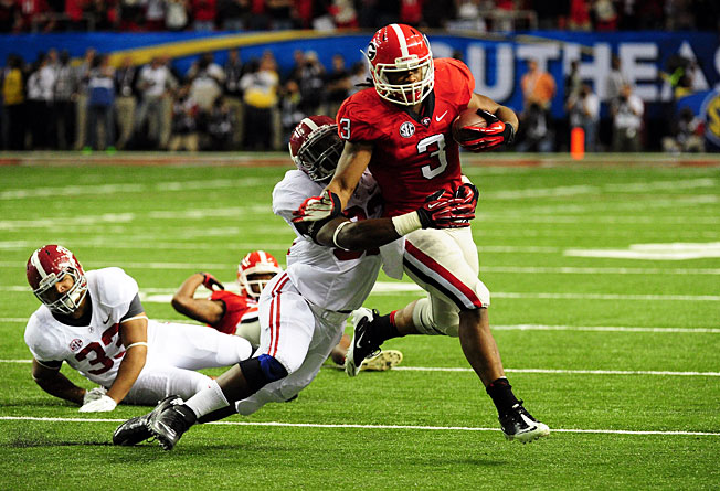 Todd Gurley will look to build off his freshman campaign, when he rushed for 1,385 yards and 17 TDs.