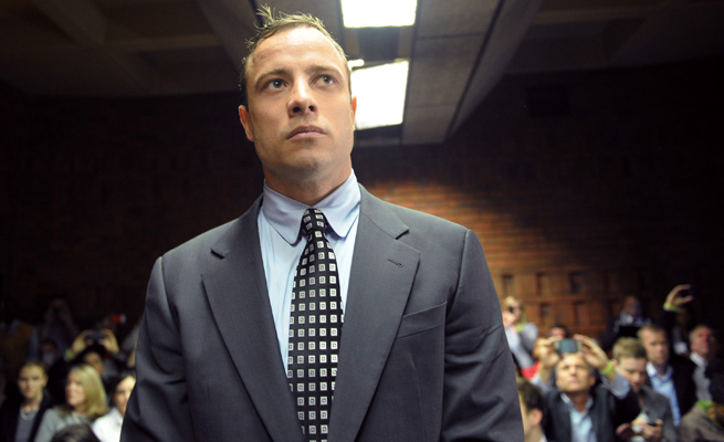Oscar Pistorious will be indicted in the shooting death of his girlfriend, a South African police spokesman said.