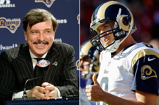 Owner: Stan Kroenke Super Bowl Wins: 1